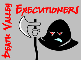 Death Valley Executioners Emblem With TeamName by zakazen