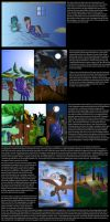 MLP: History of the Hero Part 1 by Courageous-of-Light