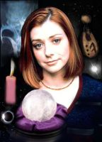 Willow the witch by TheBuffyClub