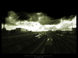 Industrial Landscape by Metalstorm