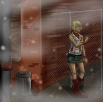 Silent hill_Heather Mason by Naruto-No-Dobe