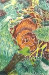 Impressionistic Amonst The Vines by Metaknightgirl42