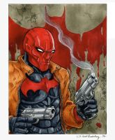 Red Hood by Iconograph