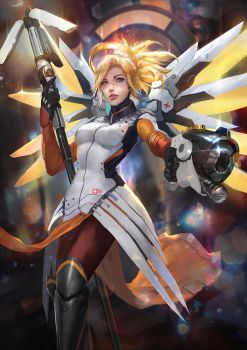 Mercy by CGlas