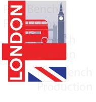 Josh D - London Travel Poster by ParkBenchProduction