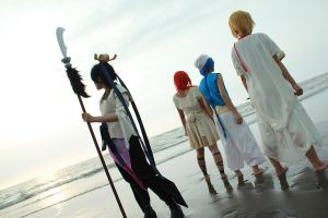 MAGI Different Path by sharuruka