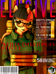 Elusive issue #4 by BlackSpoiler
