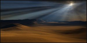 Endless Sands by DKF