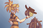 To be a Scarecrow by Quco