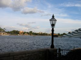 EPCOT World Showcase Stock 5 by AreteStock