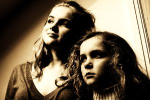 sisters by camyt