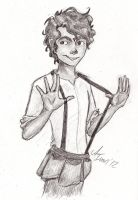 Leo Valdez : The Creative by amivan