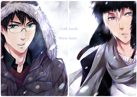HP -Cold Hands Warm Heart by Nekozumi