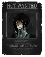 TEAM WILDCATS : 81 (NOT) WANTED POSTER by hanecco