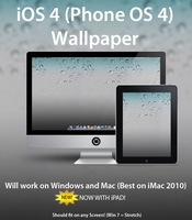 iOS 4 Wallpaper by MiniDoc569