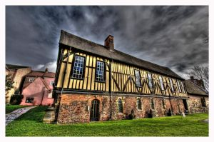Medieval Merchants Hall York by nat1874