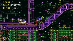 Sonic the Hedgehog CD Screenshot by JanetAteHer