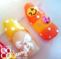 Sweety Nail Sample 1 by CandyRobot