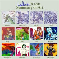 Summery of 2011 by Lathrin