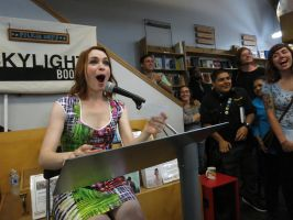 Felicia Day 7 by iancinerate