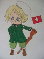 Switzerland by anime-mega-fan
