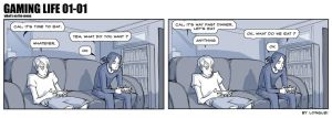 gaming life 01-01 by longlei