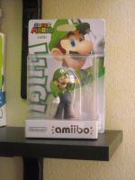 My first Amiibo!! by WildGirl91