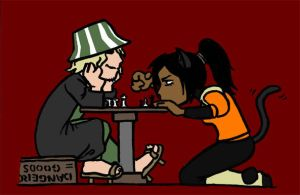 Bleach - Chess Buddies by GreatRingmaster