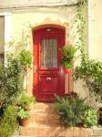 NUMBER 13 RED DOOR by isabelle13280