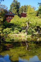 Japanese Garden by LordXar