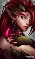 Zyra by mythgarnets