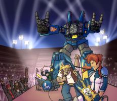You dig giant robots, I dig giant robots by Ritualist