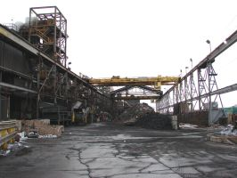 Industrial Foundry 03 by FantasyStock