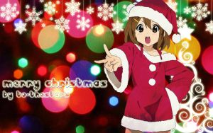 K-ON - Merry Christmas by To-TheStars