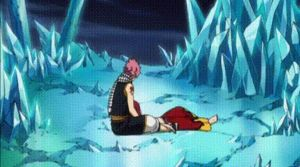 Tickling Erza! Gif by DragneelFire
