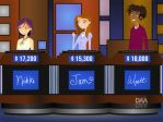 6TEEN MATURE ONES on Jeopardy by daanton