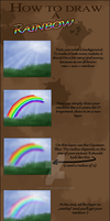 Rainbow Tutorial by Art-JS