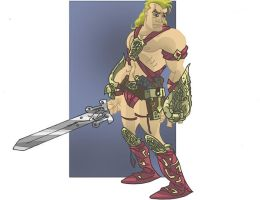 he-man by barnabas13