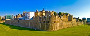 Tower of London by AlanSmithers