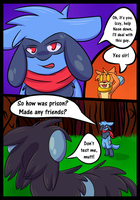 Hope In Friends Chapter 1 Page 18 by Zander-The-Artist