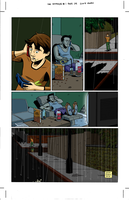 The Sundays page 24 colors by ScottEwen