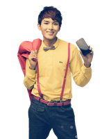 RyeoWook LG Render HQ by AbouthRandyOrton