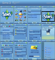 Sims 3 by toyotaTRD