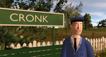 Humans of Sodor: The Cronk Porter by Wellsworthstation