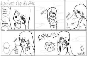 First Cup'o'coffee by CriminalSerinity