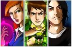 Ben 10: Alien Force by DarroldHansen