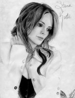 Stana Katic. by SempreAmore
