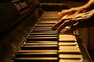 Old Piano Old Hands by A-f-x
