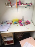 This is how my SIGNS DESK looks now by ABURAMEFANFOREVER