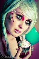 Death by cupcakes by mishellemilne